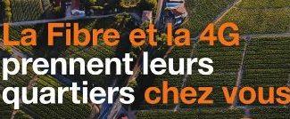 """Permalink to """"Orange à la relance pour connecter les territoires.»"""